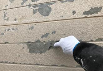 旧塗膜などを除去するケレン
