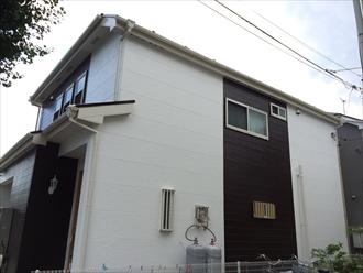 外壁塗装、屋根塗装で美しくなった住まい