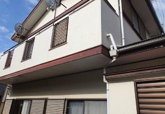 ガルバリウム鋼板での外壁カバー工事点検