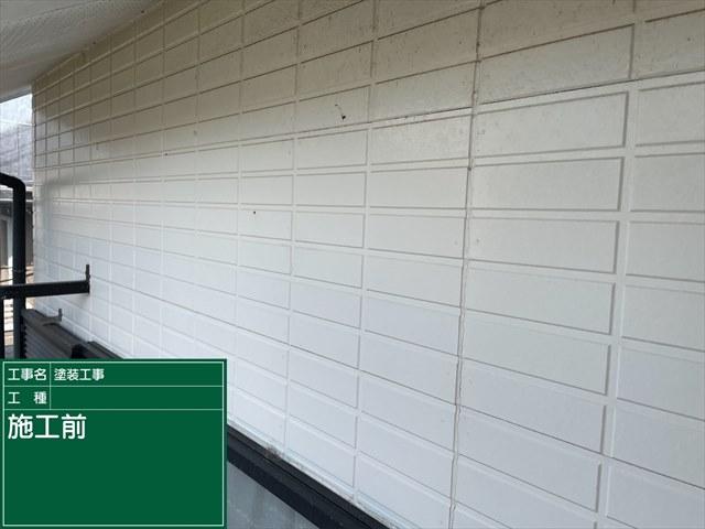 かすみがうら市雨漏り_外壁洗浄前_0726_M00041(1)009