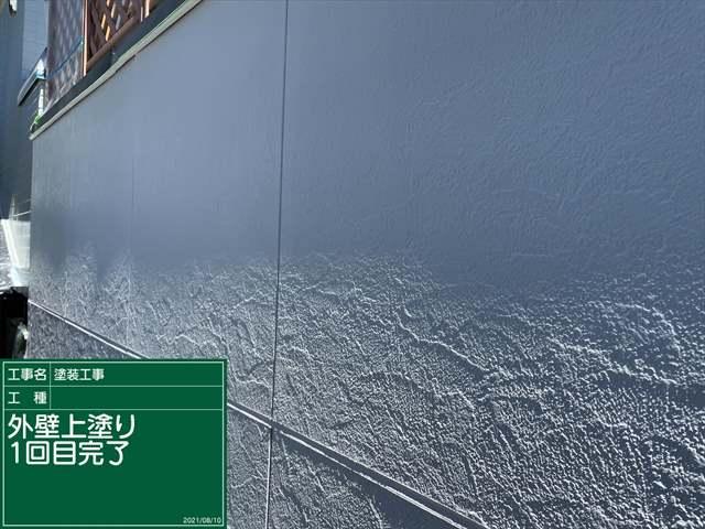 かすみがうら市_外壁上塗り1回目完了_0810_M00041(1)006