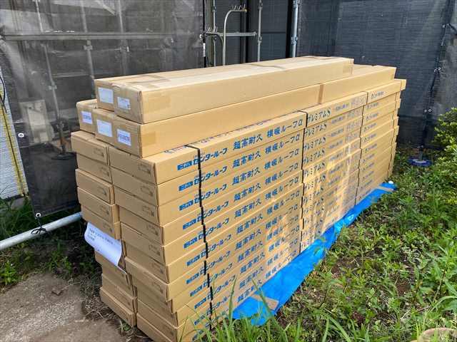 つくばみらい雨漏り_ニチハ_センター横暖ルーフプレミアムSガルバリウム鋼板_0420_M00036(1)