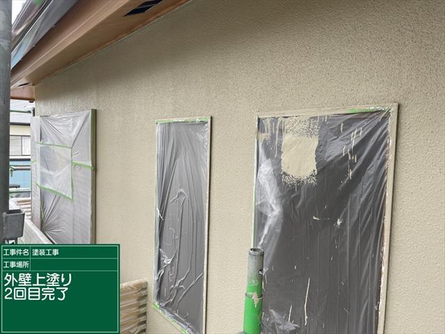 外壁上塗り2回目完了0602_a0001(1)005