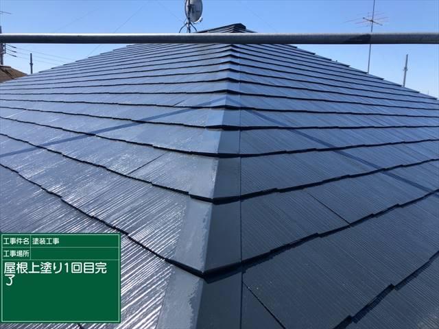屋根上塗り1回目完了0426_a0001(1)006