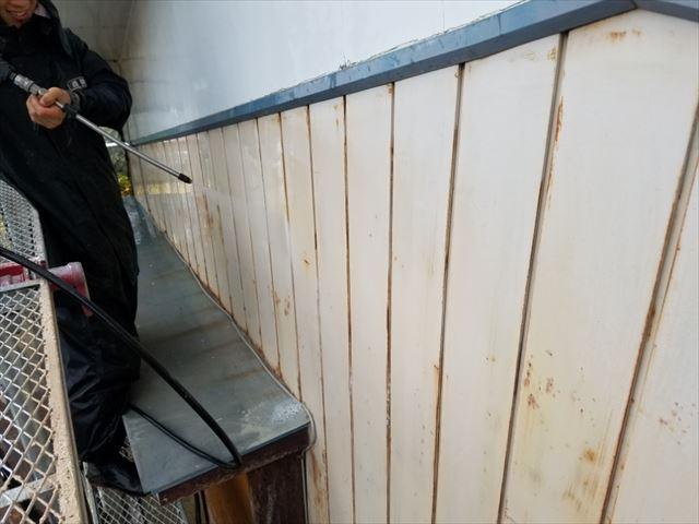 外壁洗浄20190311