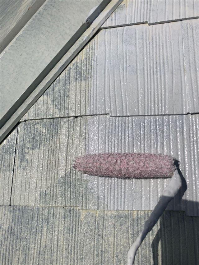 屋根下塗り20190704