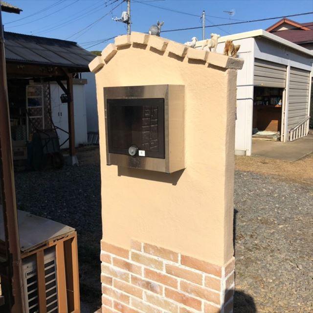 外壁、塀完了20190501