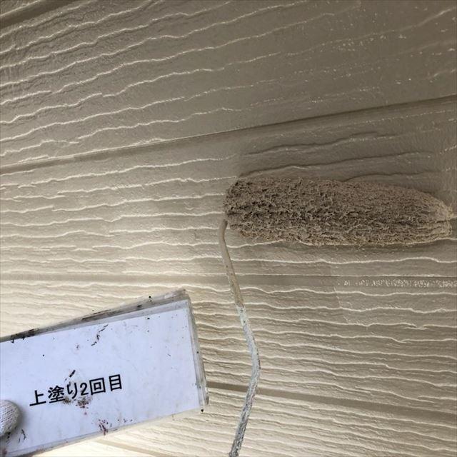 外壁二回目