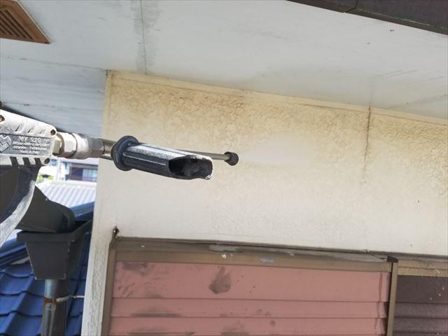 外壁洗浄20190306