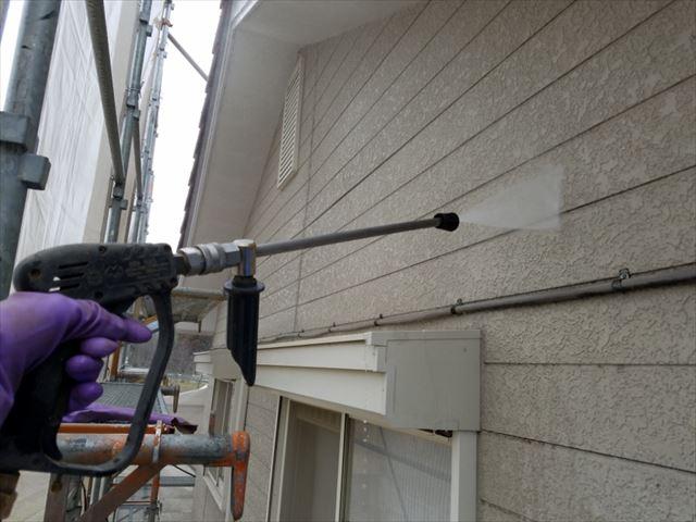 外壁洗浄20190310