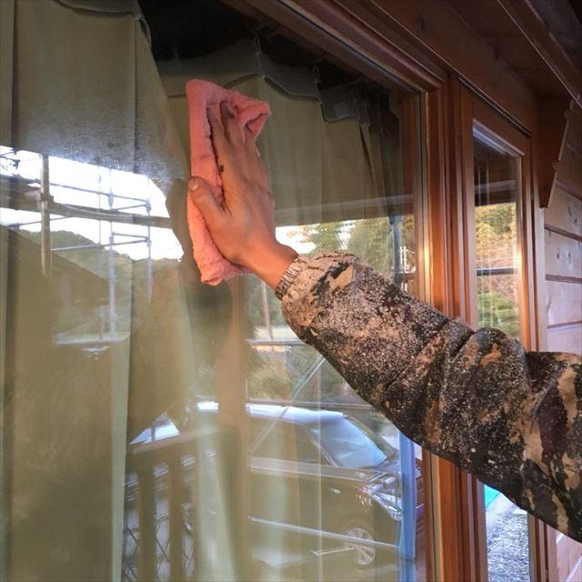 窓拭き20190418