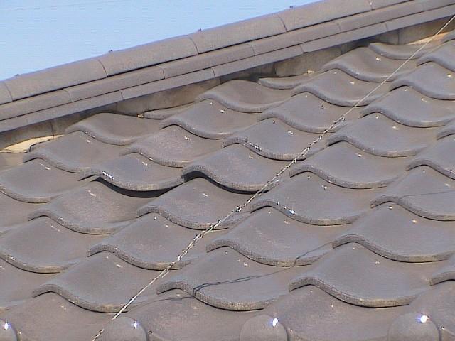 屋根瓦補修前20001
