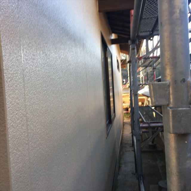 外壁塗装完了20180418