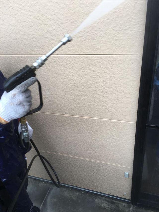 外壁洗浄20190703