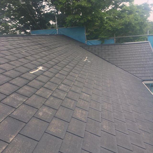 屋根下塗り20190302