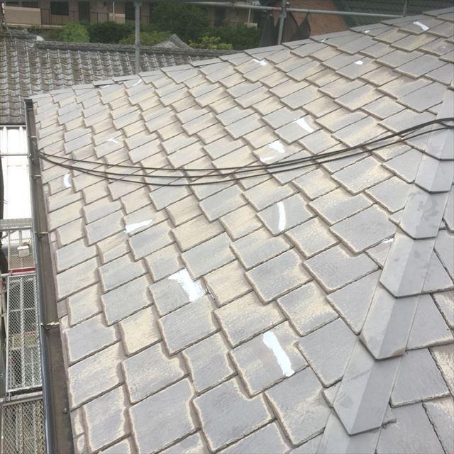 屋根補修完了20190408
