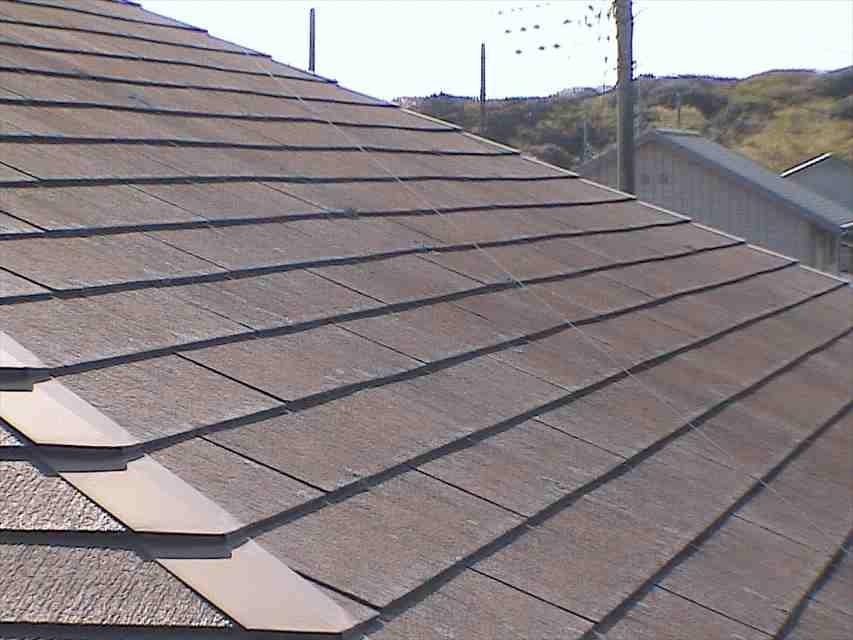 現場調査(屋根)①20020