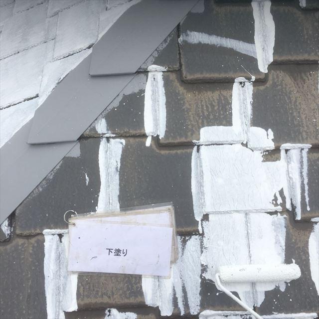 屋根下塗り20190408