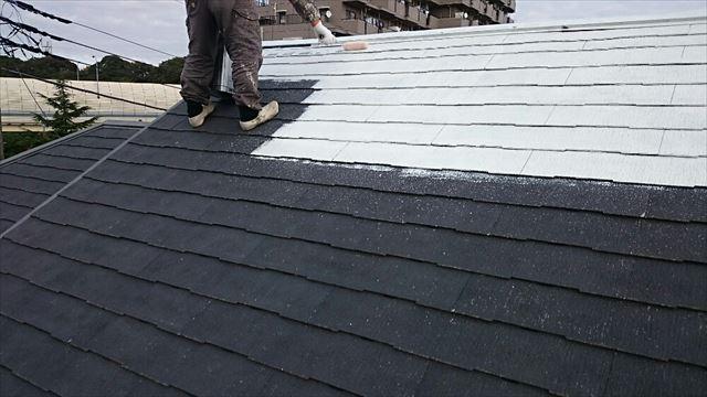 屋根下塗り20190703