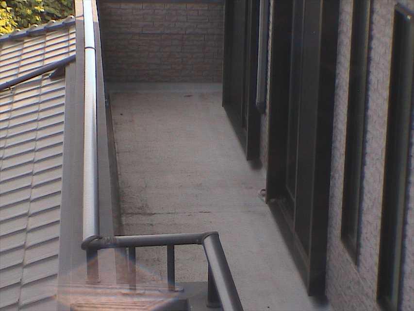 ベランダ①20017