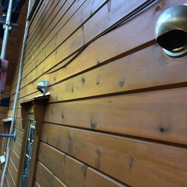 木外壁塗装完了20190418