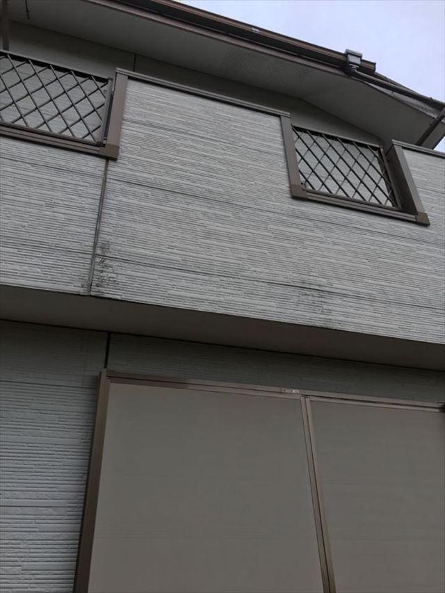 塗装工事前