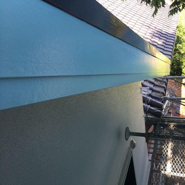破風板塗装20190302