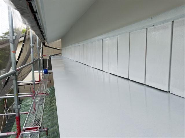 外壁下塗り完了20190311