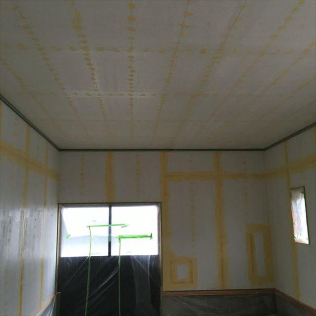 内壁下塗り完了20190420