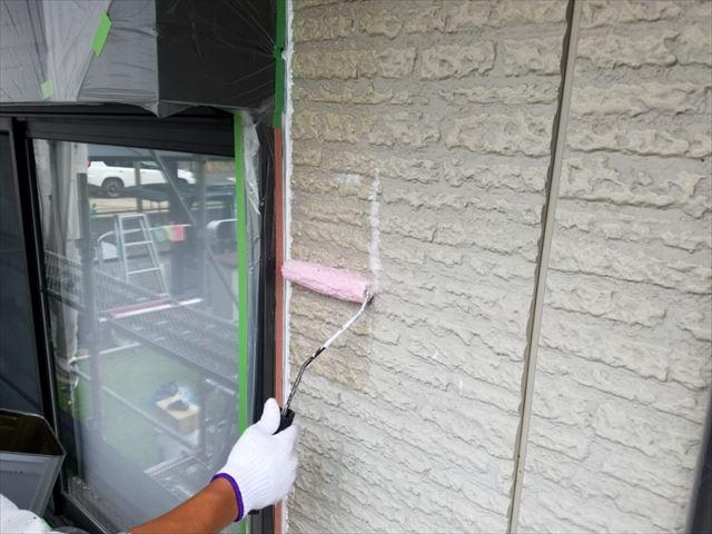 外壁下塗り20180314