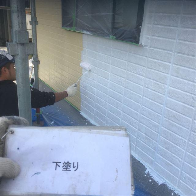 外壁下塗り20190408