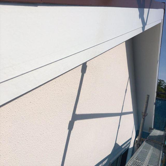 外壁中塗り20190302