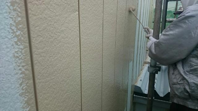 外壁中塗り①20008