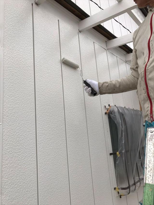 外壁塗装20190322