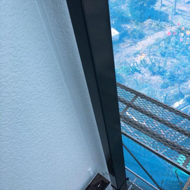 雨樋二回目塗装完了20180304