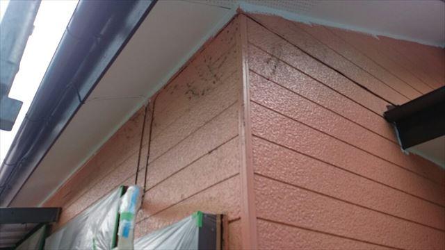 外壁下塗り完了20190624