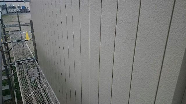 外壁中塗り完了20008