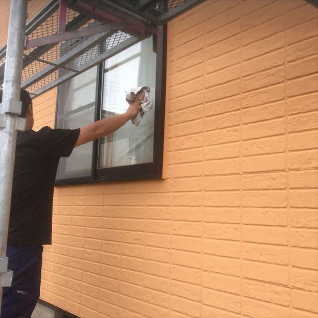 窓拭き20190408