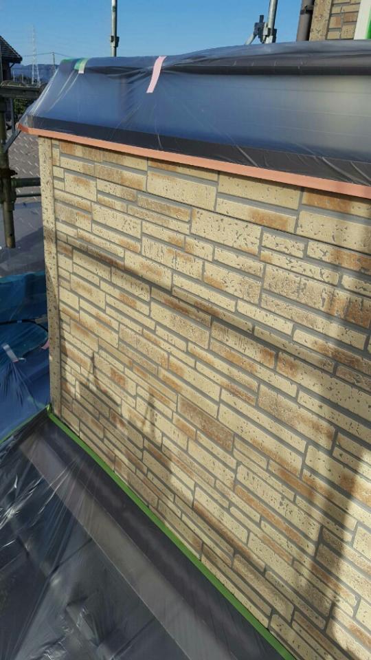 外壁下塗り完了20007