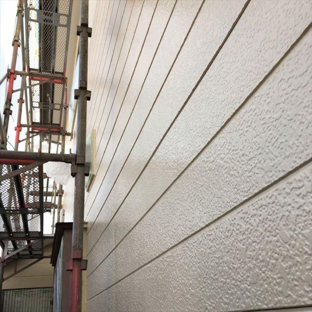 外壁上塗り20190301