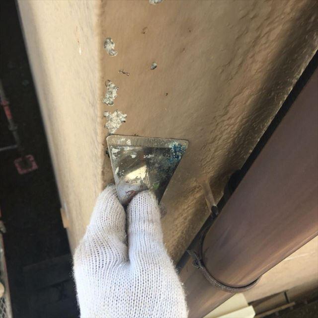外壁塗膜フクレケレン