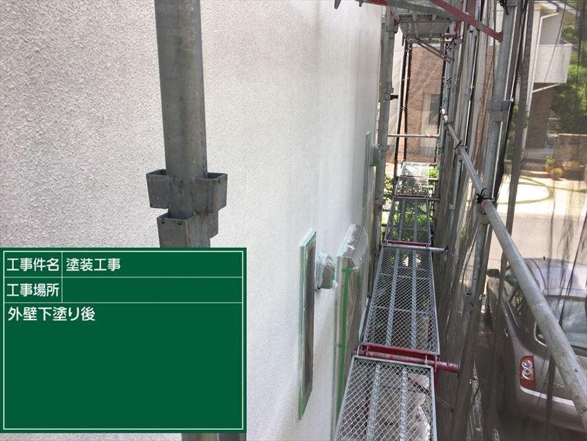 外壁下塗り完了20003