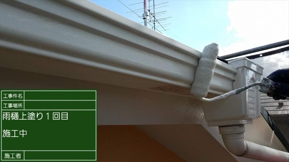 雨樋塗装①20010