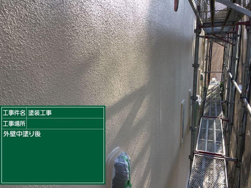 外壁中塗り完了20003