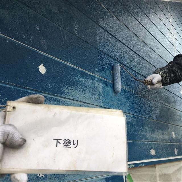 外壁下塗り1回目20190404