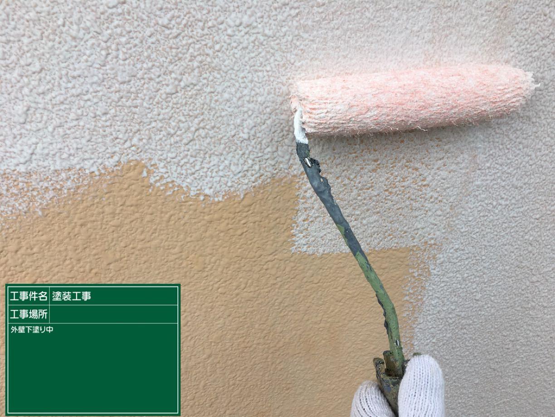 外壁下塗り中(1)300004