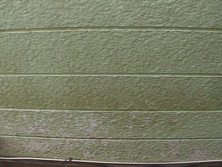 汚れた外壁20190531