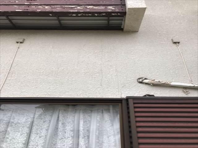 現地調査-外壁-塗膜剥がれ・劣化_M00008