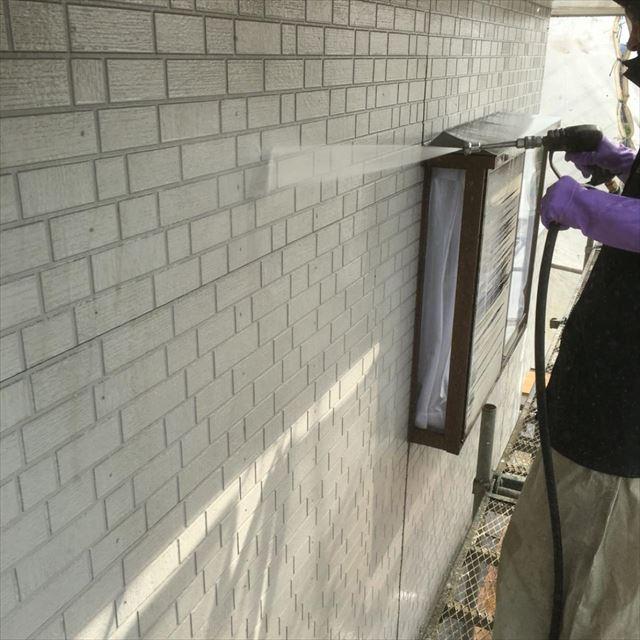 外壁洗浄20190423