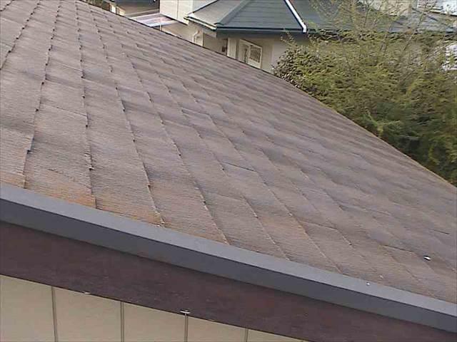 屋根-スレート-劣化 M00010
